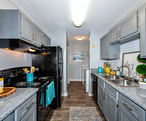 Kitchen, 900 Dwell