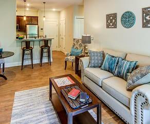 Living Room, The Kensey on Elliot