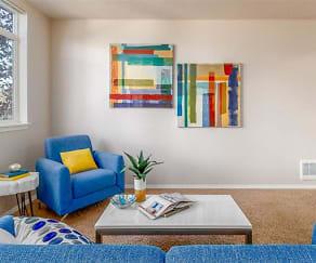 Living Room, 22855 E Country Vista Dr #284