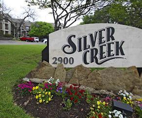 Community Signage, Silvercreek