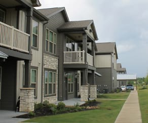 Building, Springs at Cottonwood Creek Apartments