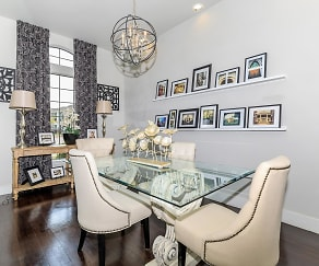 Dining Room, The Colony Apartments