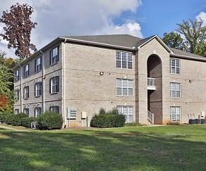 Building, Century Oaks Apartments