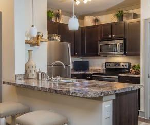 Kitchen, Atria Apartments