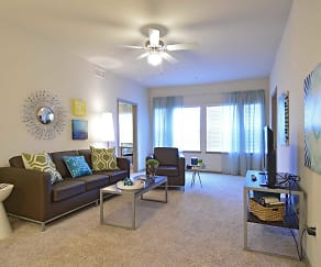 Living Room, Midtown Corpus Christi