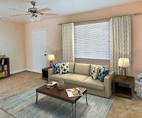 Acadian Gardens and South College Gardens Apartments - Lafayette, LA, Acadian and South College Gardens