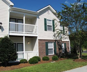 Building, Palmetto Way Apartments
