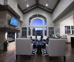 Clubhouse, Fox Ridge Apartments