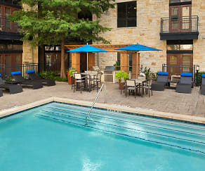 Pool, Gables 6464 San Felipe