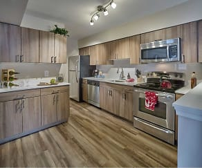 Kitchen, The NEW Willowyck Apartment Homes