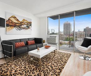 Living Room, 441 W. Oakdale