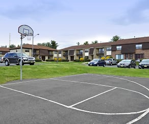 Basketball Court, Country Club Village
