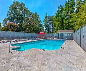 Pool, Overbrook Place Apartments
