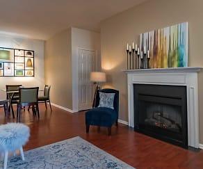 Living Room, The Waterways Of Lake Saint Louis
