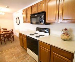 Kitchen, Sterling Green