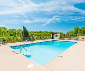 Pool, River Hill Townhomes