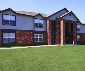 Building, Pryor Creek Apartments