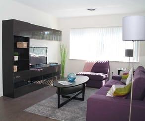 Living Room, Rookwood Court