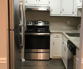 Kitchen, Rocky Creek