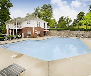 Pool, East Forest Park