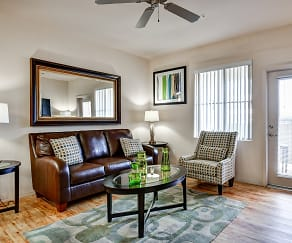 Living Room, The Trails At Pioneer Meadows