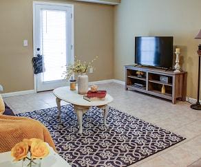 Living Room, Bloomingdale Terrace