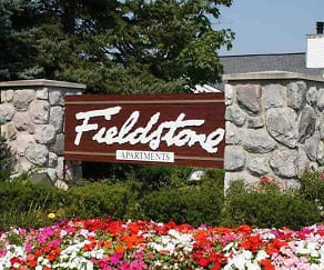 Community Signage, Fieldstone Apartments