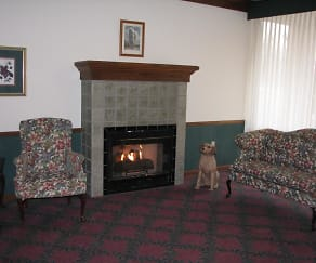 Living Room, Heritage Village of Holt