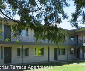 Building, Greenbriar Terrace Apartments:  3003 W. 27th Ave