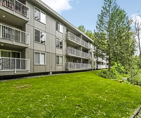 Building, Wildwood Apartment Homes