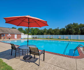 Pool, The Reserve at Copper Chase