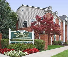 Community Signage, Woodland Gardens