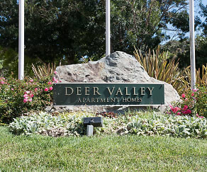 Community Signage, Deer Valley