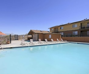 Pool, Sunrise Vista Apartments