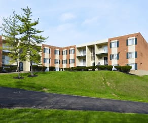 Building, Winton Woods Apartments
