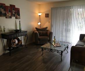 Living Room, Garden Place