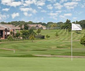Golf, The Fairways at Derby