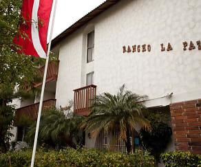 Community Signage, Rancho La Paz