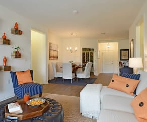 Living Room, Queens Gate