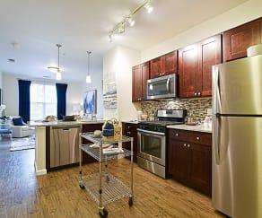 Kitchen, The Royal Belmont