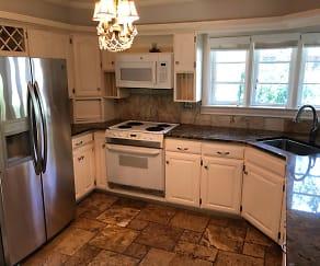 Kitchen, 2002 S. Robertson Ave