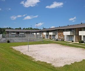 Recreation Area, The Lodge Apartments