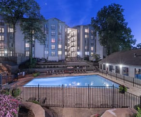 Pool, The Whitney at Sandy Springs