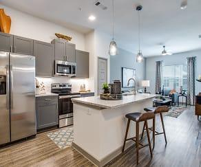 Kitchen, Jefferson Landmark