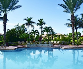 Pool, Portofino at Jensen Beach