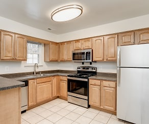Kitchen, Olde Forge Townhomes