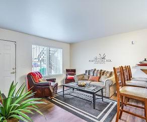 Living Room, Portola Del Sol