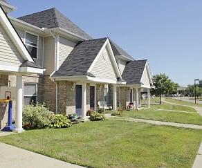 Building, Silver Creek Apartments