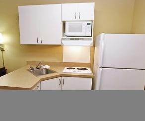 Kitchen, Furnished Studio - Fort Lauderdale - Plantation