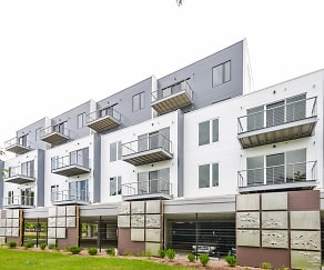 Building, The Homes at Rivers Edge Apartments